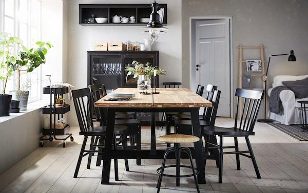 Une Table Qui R 233 Unit Et Pour Longtemps Ikea