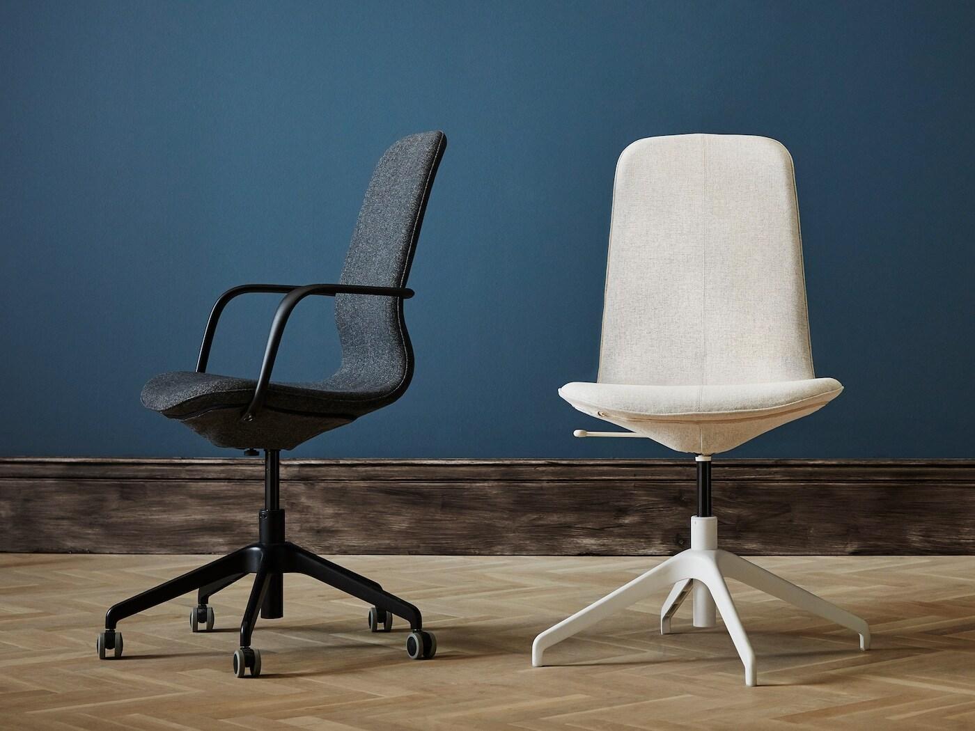 Länk till Designa din egen kontorsstol.