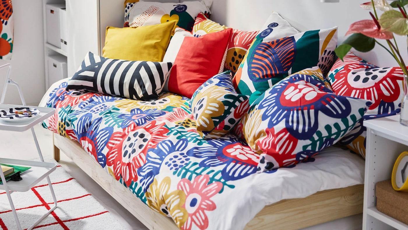 Lakás- és hálószoba textilek