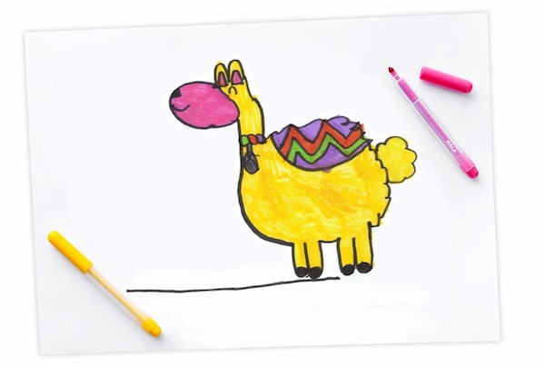 LAMMA, il peluche disegnato da Christel - IKEA