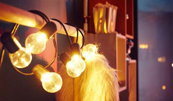Lampade a LED sostenibili di IKEA