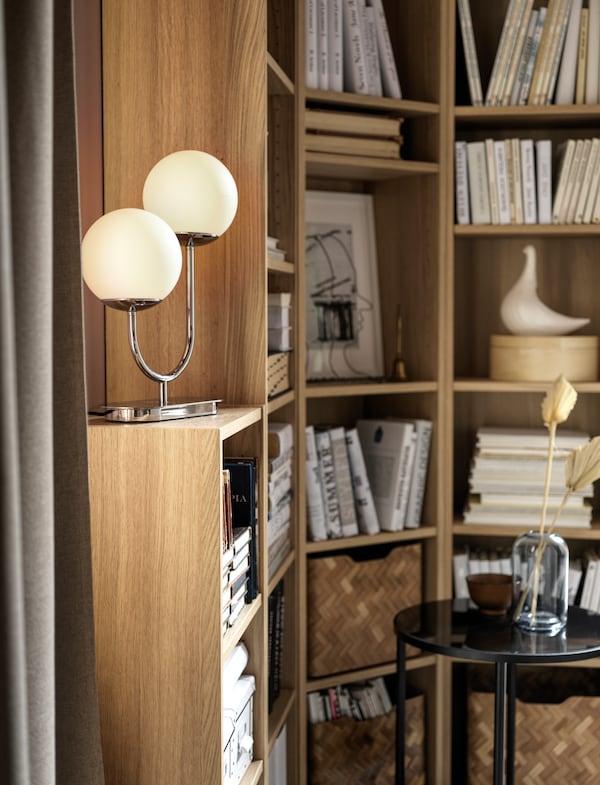 Lámpara de mesa vintage IKEA