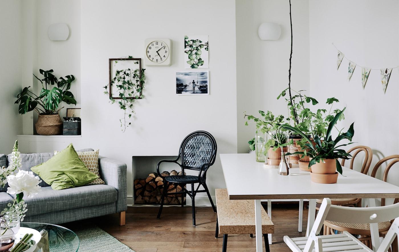 L'appartement de location de Melia à Londres