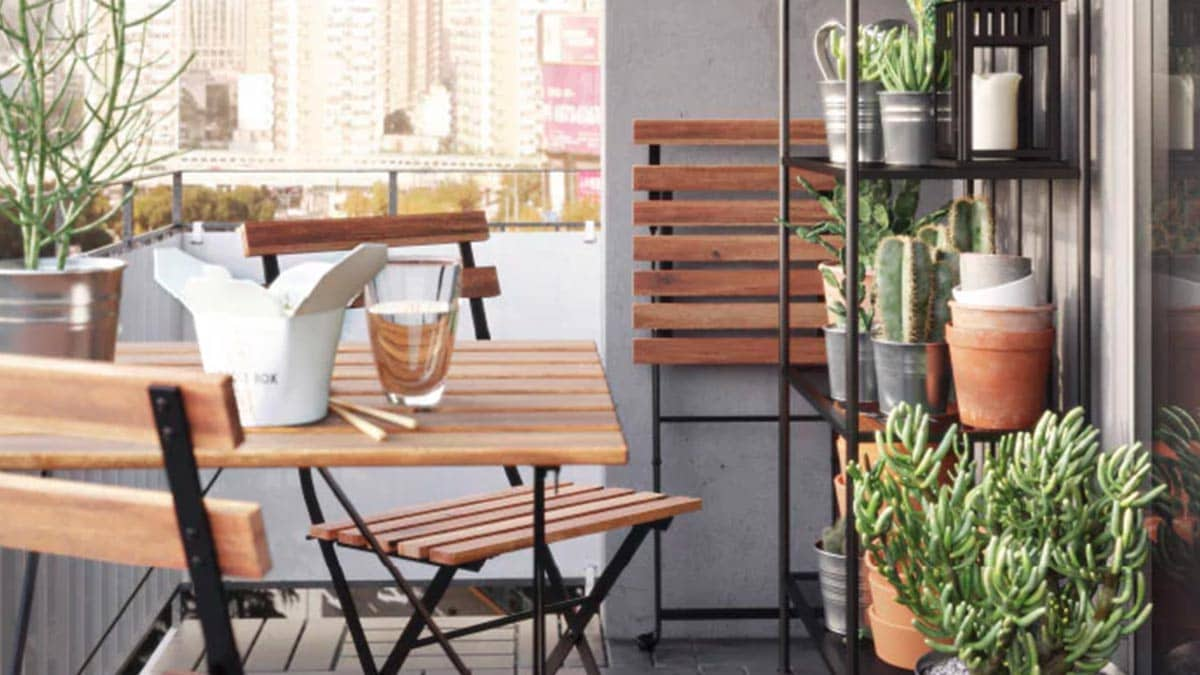 Ikea Mobili Per Piccoli Spazi : Mobili da giardino e arredamento per esterni ikea