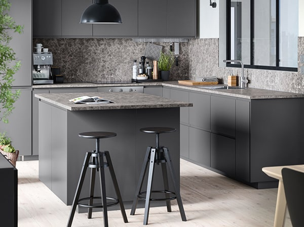 Idee Arredo Cucina Ikea.Cucine Diversi Stili E Qualita Ikea