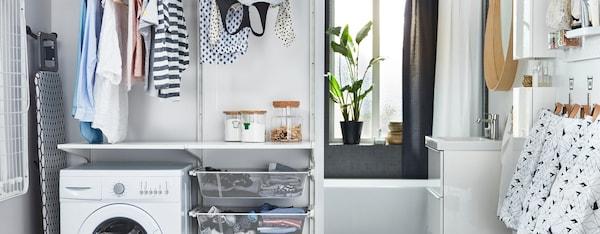Laundry drying racks ALGOT IKEA