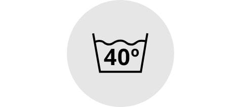 Lavables a 40º