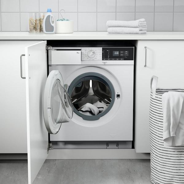 Lavadora de alta eficiencia energética