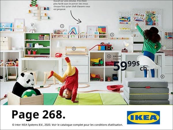 Le catalogue IKEA 2021 est arrivé !