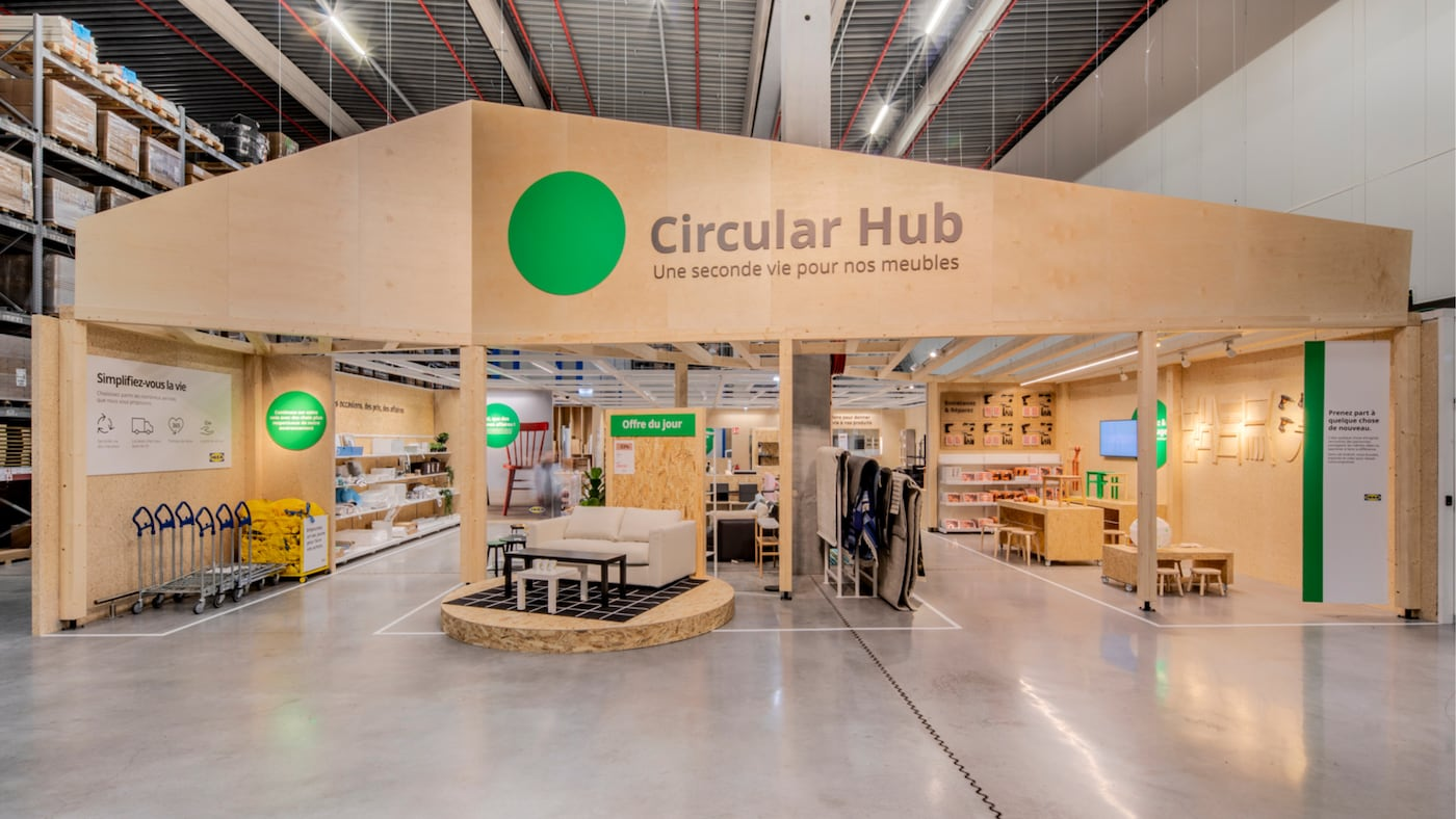 Le Circular hub