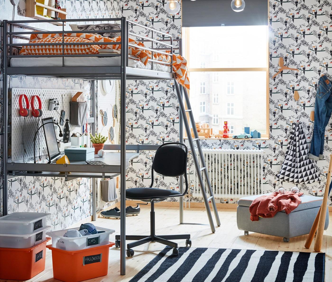 Https Www Ikea Com Ca Fr Rooms Bedroom Gallery Interieur