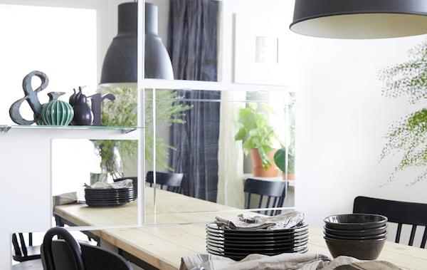 3 Idées Pour Agrandir Un Petit Espace Ikea