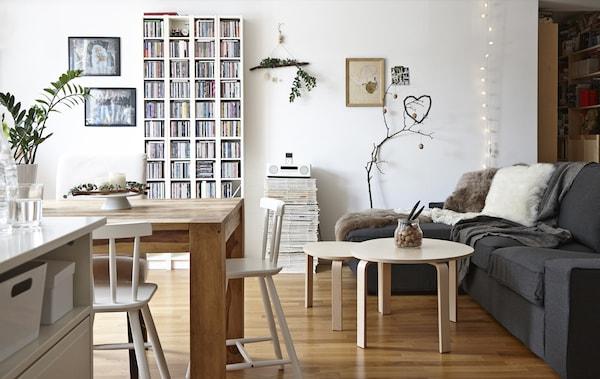 Le studio familial de Lilly en Autriche.
