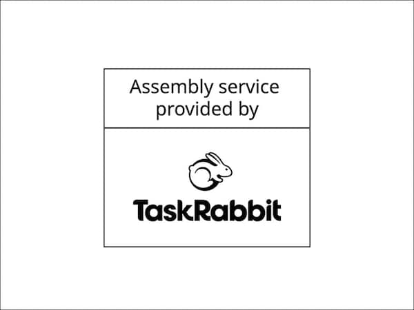 Learn more about our Task Rabbit assembly service.