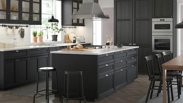 Cuisines rustiques & traditionnelles - IKEA