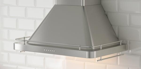 LERHYTTAN black kitchen appliances
