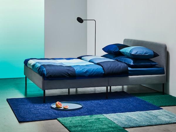Rete Materasso Matrimoniale Ikea.Letti E Materassi Ikea