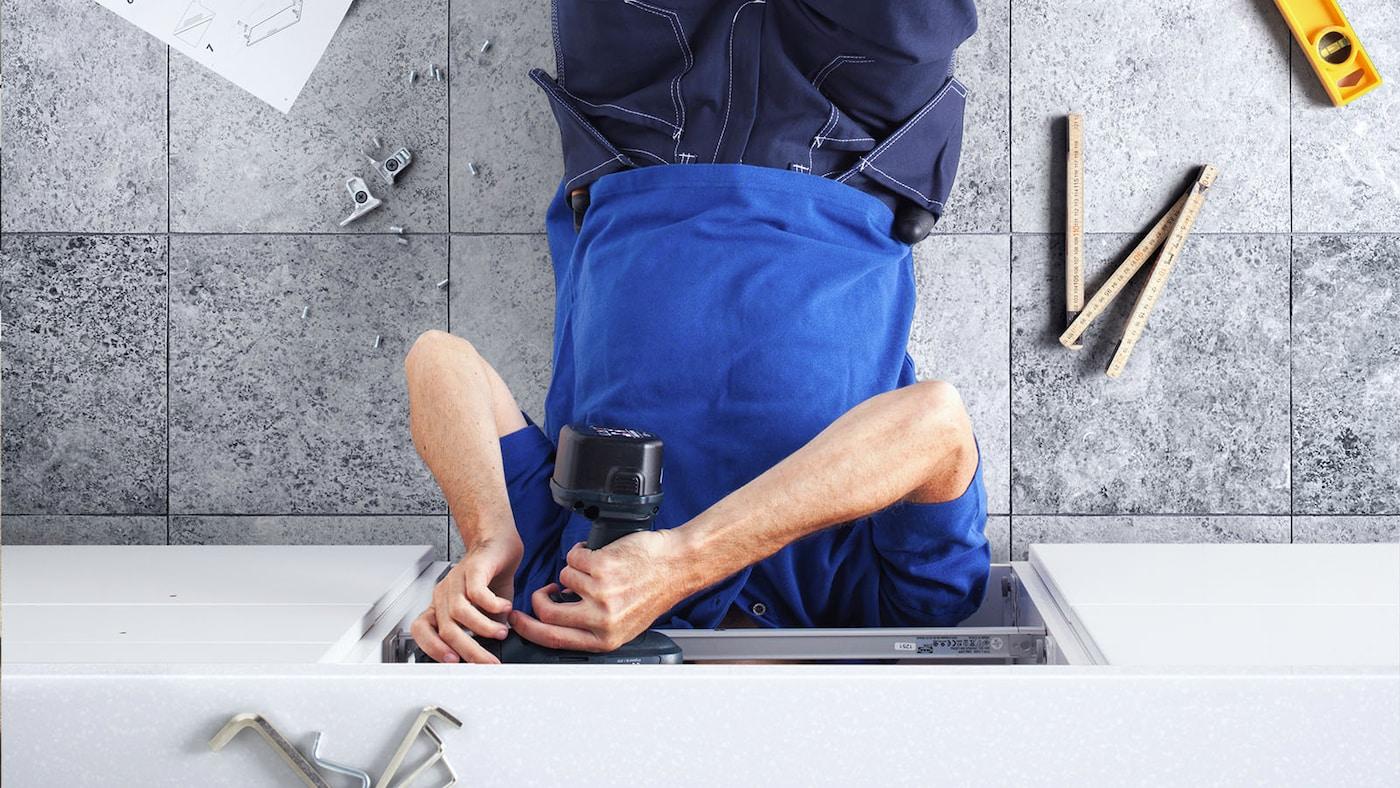Levering Montage Van Je Keuken Ikea