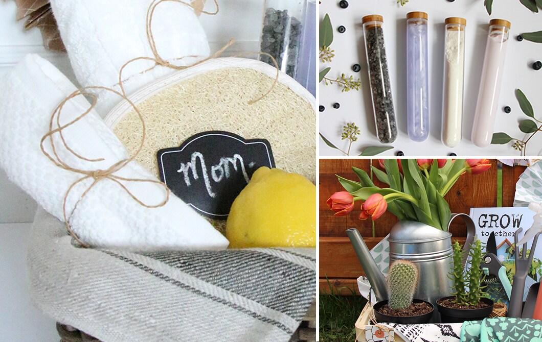 L'IDÉE de notre invitée : Des cadeaux à faire soi-même pour la fête des Mères