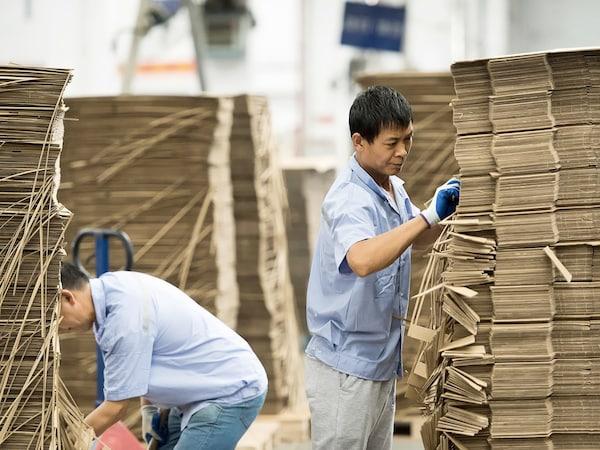 Lieferanten Produktion Ikea