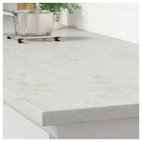 Light gray marble effect