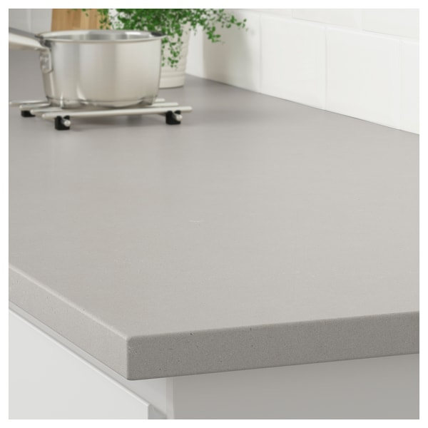 Light gray stone effect