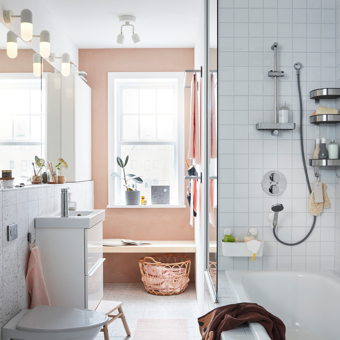 Bathroom Ideas: Bathroom Designs - IKEA