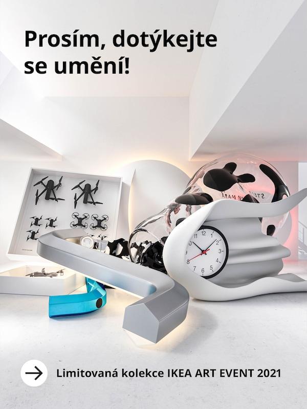 Limitovaná kolekce IKEA ART EVENT 2021.