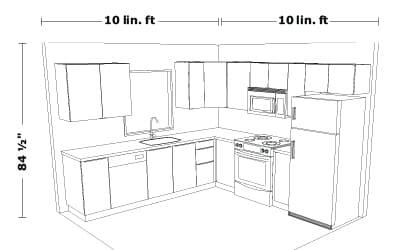 10 X10 Kitchen Price Ikea