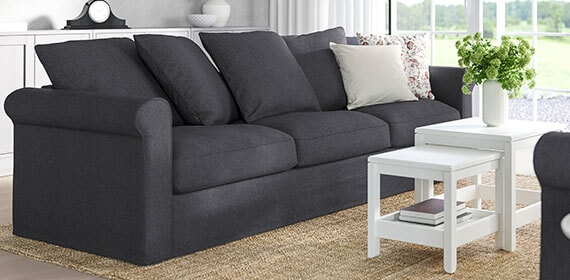 link to all sofas page