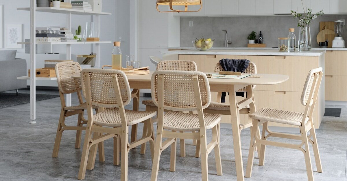 Link to dining room inspiration.
