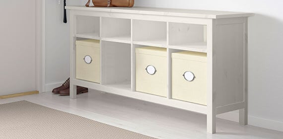 link to HEMNES console