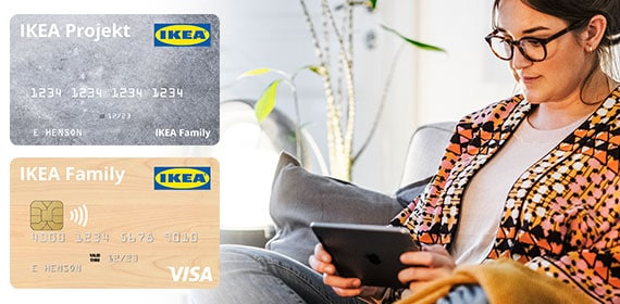 link to IKEA financing page