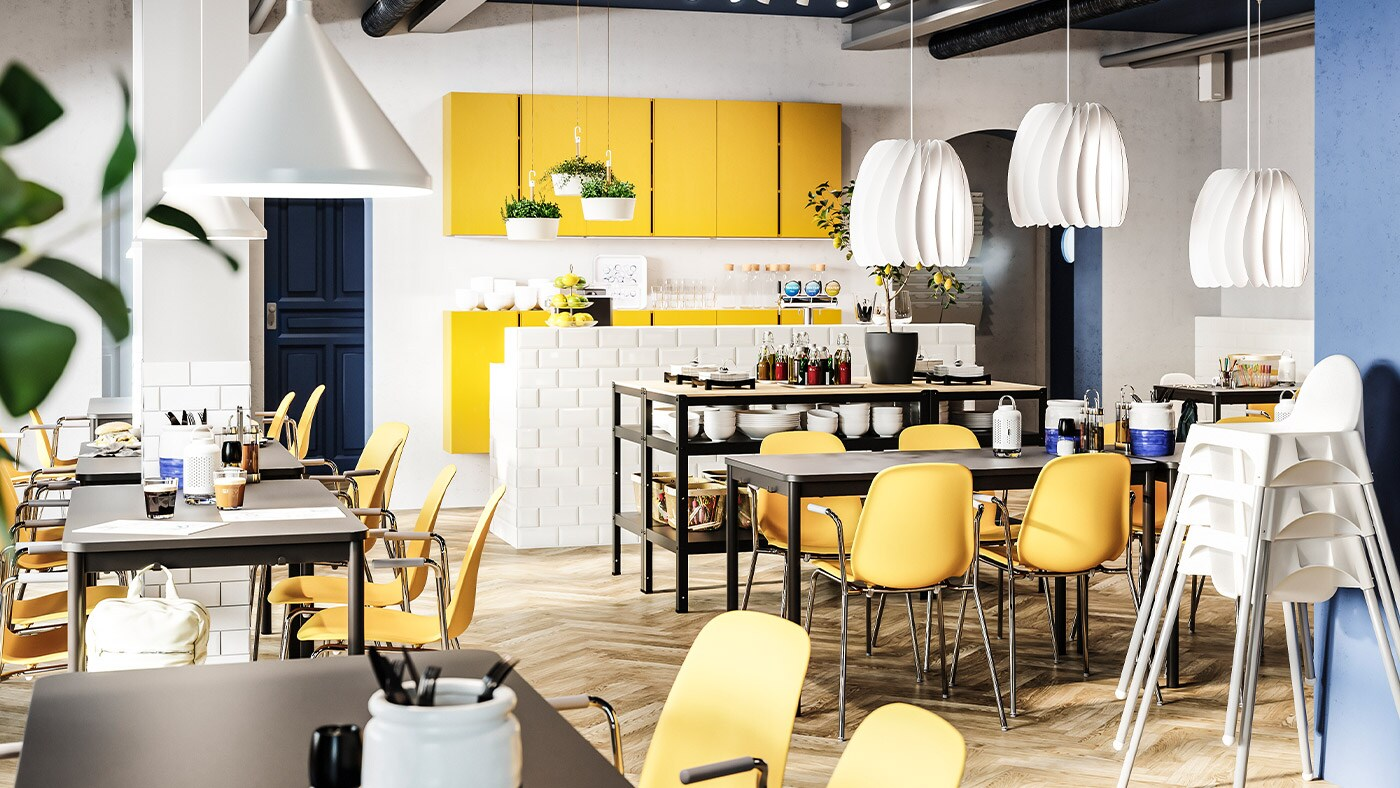 Link to IKEA for Business inspiration.