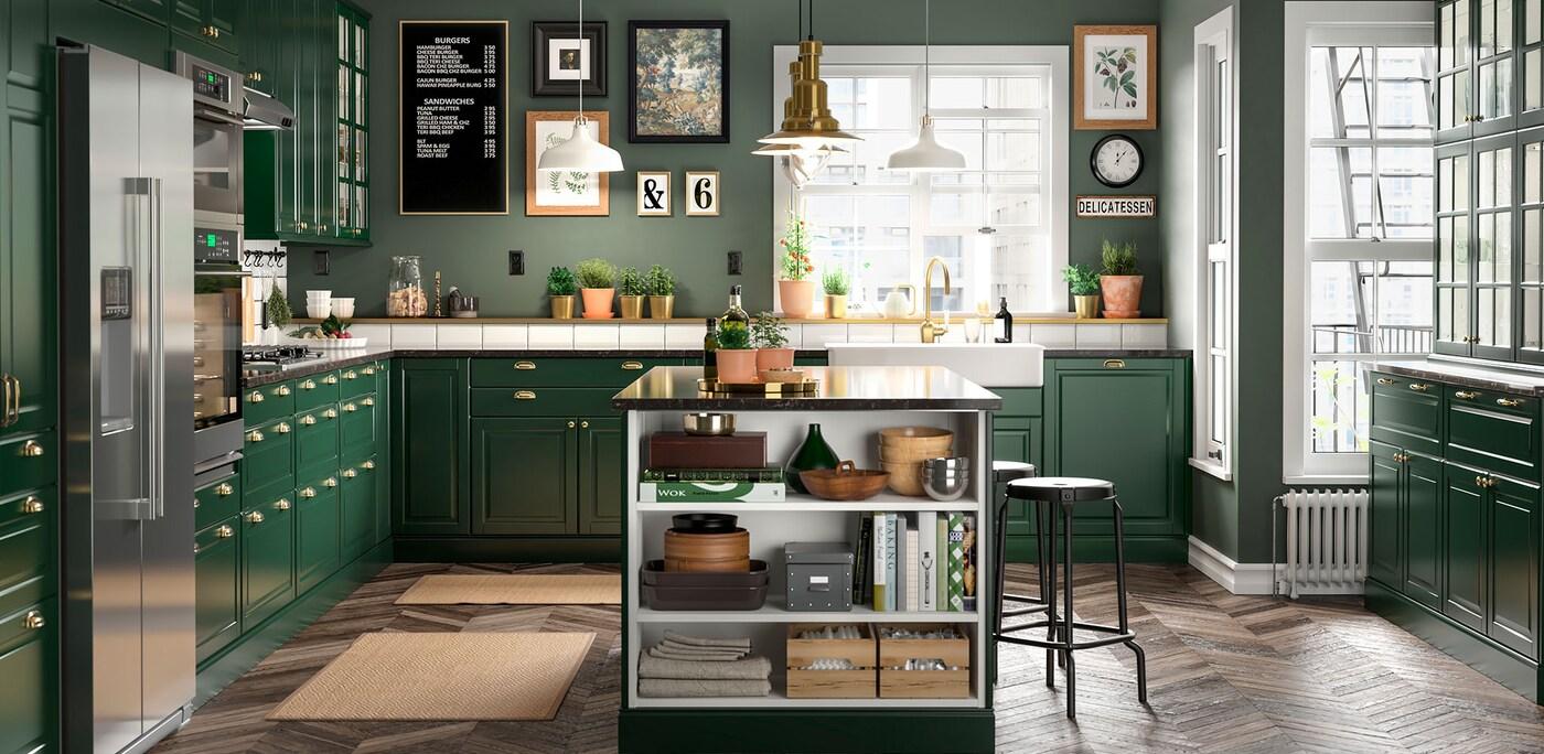 Link to Kitchen