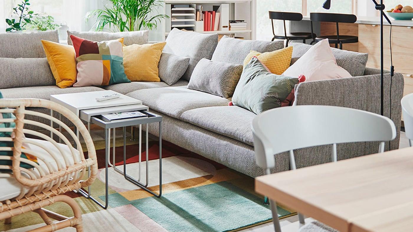 living room design ideas gallery  ikea ca