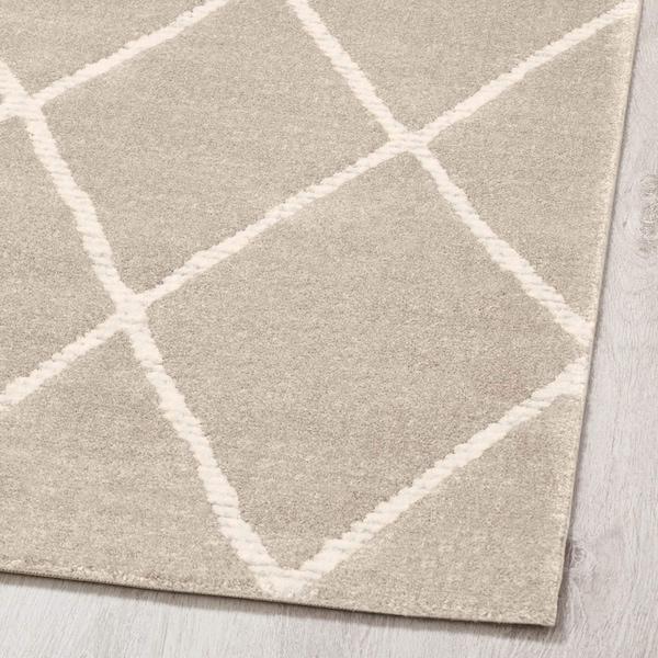 Link to shop 50% off VANTORE rug, low pile, beige