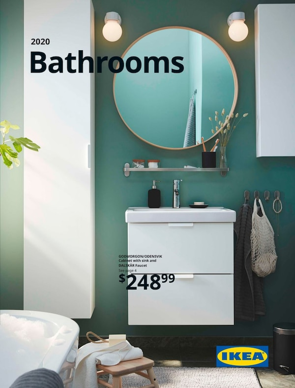 Link to the 2020 IKEA Bathroom Brochure