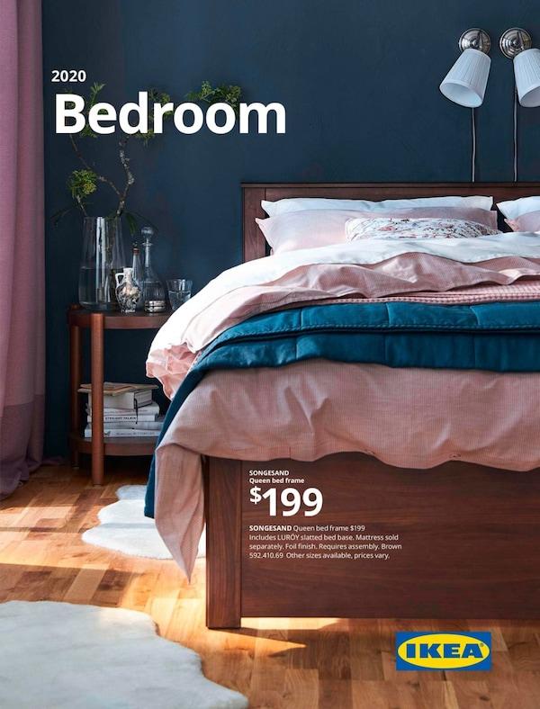 Link to the 2020 IKEA bedrooms brochure