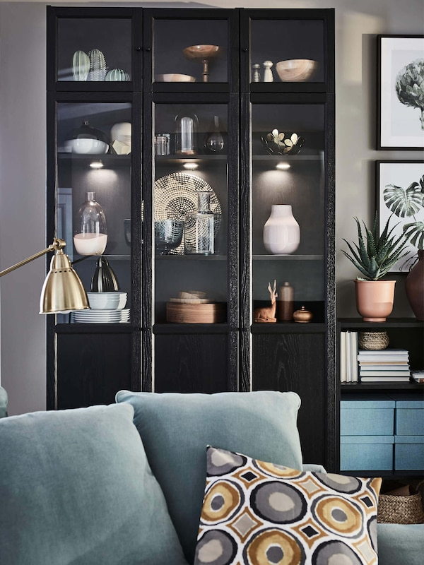 Link to the living room storage category page