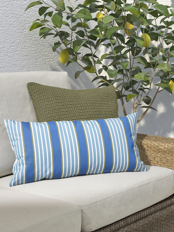 Link to the outdoor cushions page