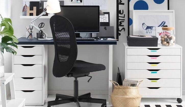 Espaces bureau ikea