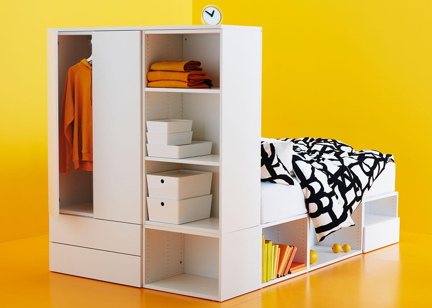 Lit PLATSA - IKEA