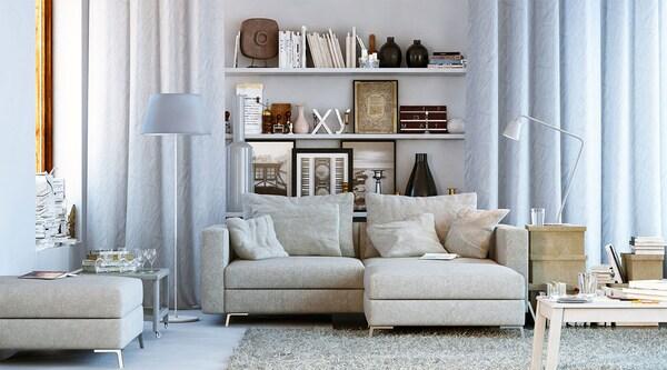 Living room planning
