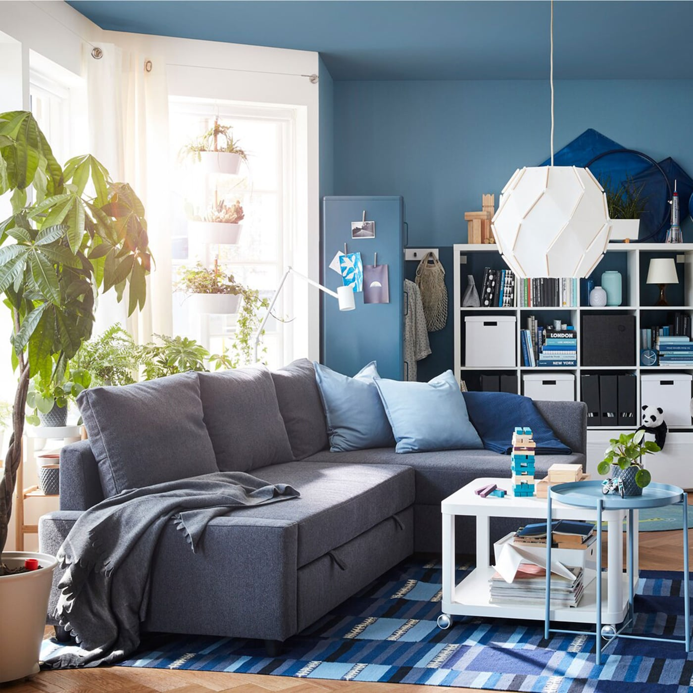 A 24-hour living room - IKEA