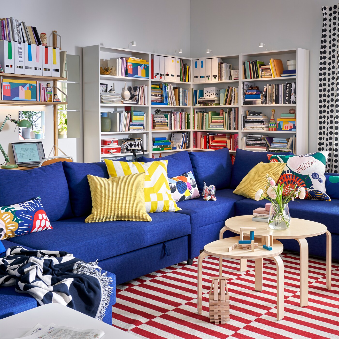 Ikea Living Room Shelving Units