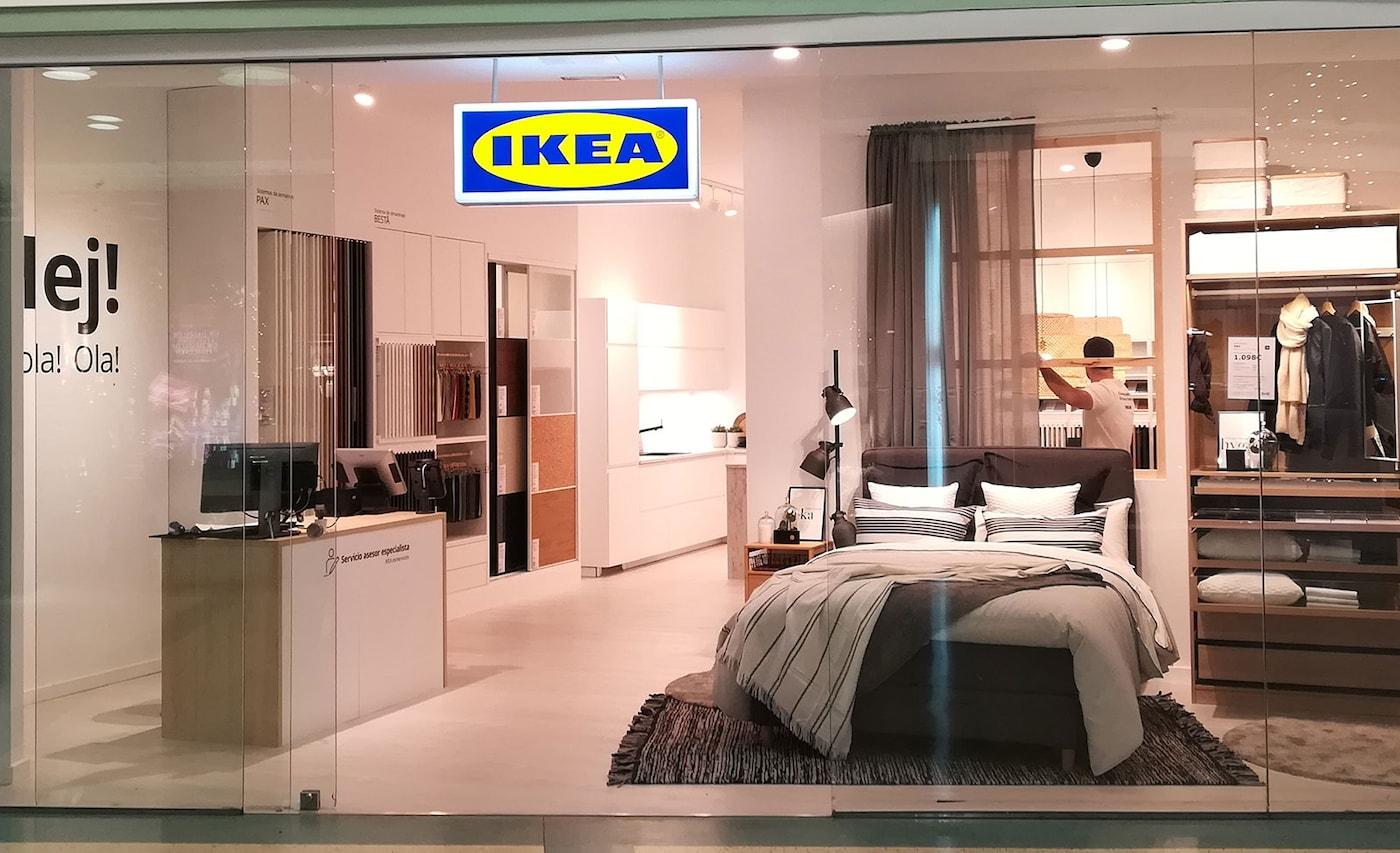 Ikea Diseña Gran Vía De Vigo Información Y Horarios Ikea