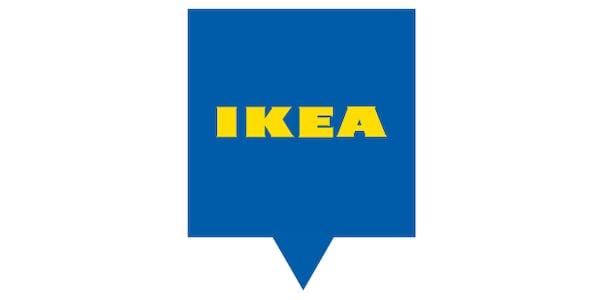 Logotipo localizador IKEA Tienda