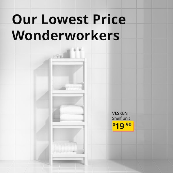 Lowest Price Wonderworkers