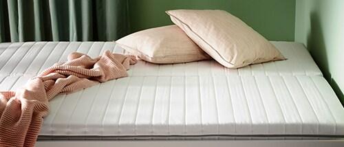 Madrassguide og sengeplanlegger.